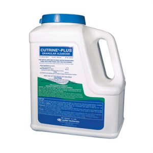 Cutrine Plus Granular Algaecide 12-Lbs
